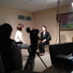 上村愛子選手インタビューがNHK長野イブニング信州で放映されます