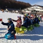 上村愛子選手・伊藤みき選手がSAJキッズスノーフェスタに参加しました
