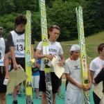 サンピラー国体記念第10回サマージャンプ大会結果