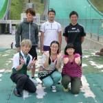 東海テレビロケ in 白馬 with たんぽぽ