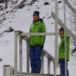 ジャンプWC Lillehammer大会NH予選