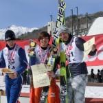 作山 優勝! 第91回全日本スキー選手権大会スペシャルジャンプ競技ノーマルヒル