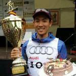渡部優勝! GP複合Oberwiesenthal(GER)大会個人戦