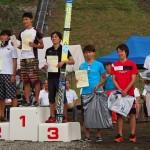 作山4位! 第25回塩沢ジャンプ大会