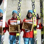 日本チーム3位! ジャンプW杯 Klingenthal(GER)団体戦