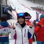 上村選手 世界選手権2冠達成記念石碑除幕式が行われました